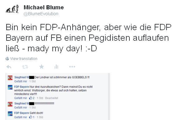BlumeNoPegidaFDPBayern