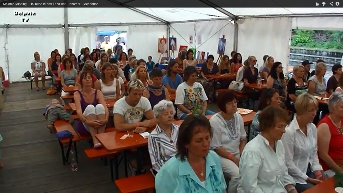 EinhornMeditation2012Teilnehmerinnen