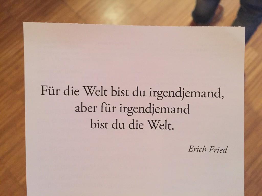 FuerdieWeltErichFried