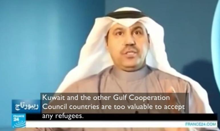 Warum nehmen die Golfstaaten kaum Flüchtlinge auf? Von Ölreichtum und Kälte