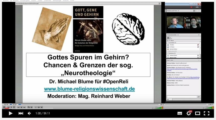 NeurotheologieGehirnBlumeKPHWien2016
