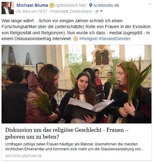ReligioeseFrauenFacebookSchlagzeile