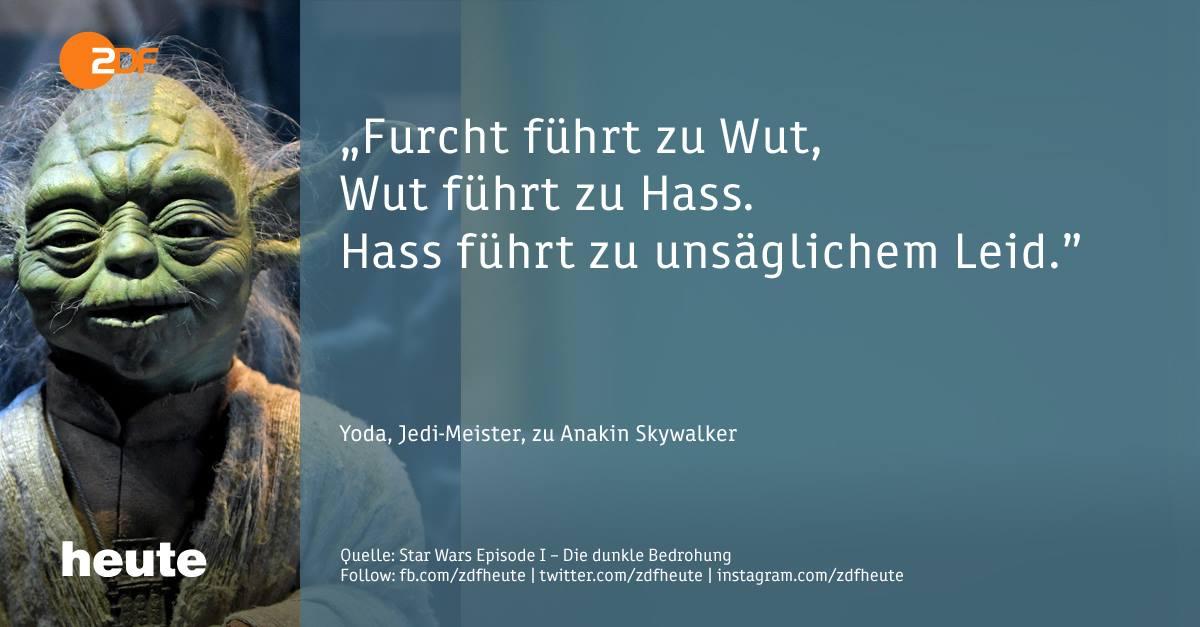 YodaFurchtWutHassLeidZDF