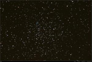 M46 vom 11.3.2015 Belichtungszeit 8 min 9 s