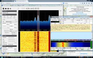 Funktest mittels DVB-T