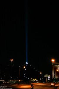 Luxor - Der große Lichtverschmutzer