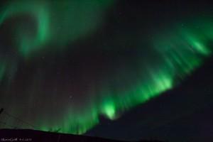 Noch mehr Aurora!