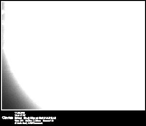 Krater in den südlichen Breiten des Mondes