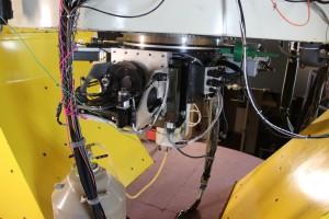 Das VATT besitzt nur einen Fokus. An diesem ist derzeit die CCD-Kamera Vatt4k montiert.