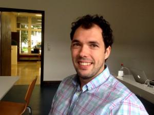Philipp Hungerländer beim #hlf14