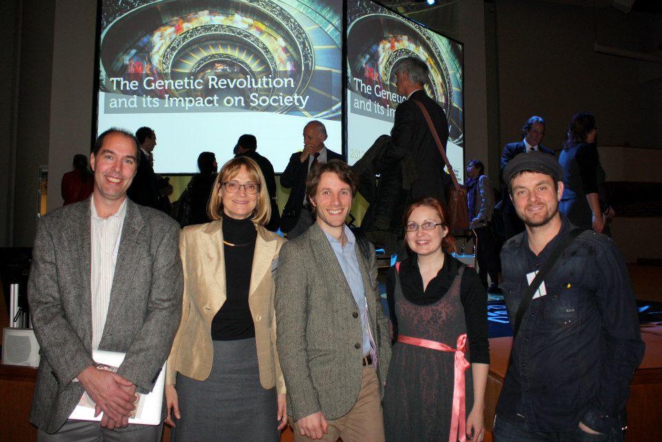 Nobelweekteam 2012