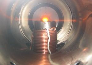 Fluoreszenz von Natriumdampf