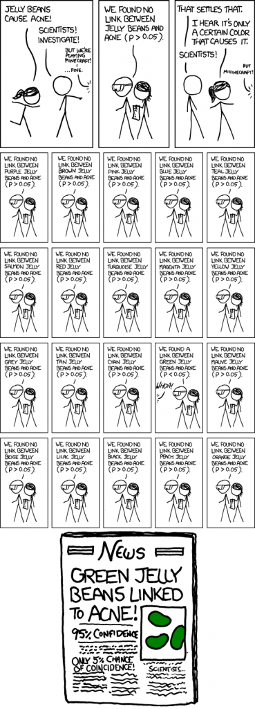 Significant xkcd