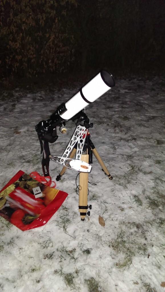 Astrofoto-Ausrüstung