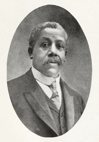 Edward Bouchet, 1912