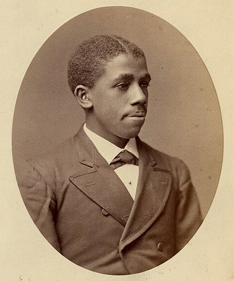 Edward Bouchet als Student in Yale