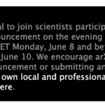 ArXiv-Notiz: arXiv staff is pausing business-as-usual to join scientists participating in the #strike4blacklives and #shutdownSTEM. There will be no announcement on the evening of Tuesday, June 9, 2020. Article submissions received at or after 14:00 ET Monday, June 8 and before 14:00 ET Wednesday, June 10 will be announced at 20:00 ET Wednesday, June 10. We encourage arXiv readers to use the time they would normally spend reading the daily announcement or submitting an article to instead read about racism and discuss how they will work in their own local and professional communities to address it. For more information, read our staff statement here.