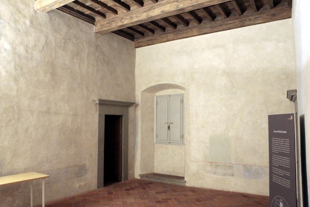 Galileos Schlafzimmer