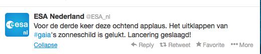 nederlands-tweet