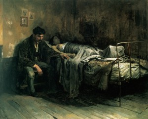 Tuberkulose (Cristobal Rojas)