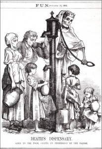 Cholera in London