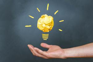 Wie kommen Wissenschaftler auf gute Ideen? Symbolbild von: Sandra Meyndt.