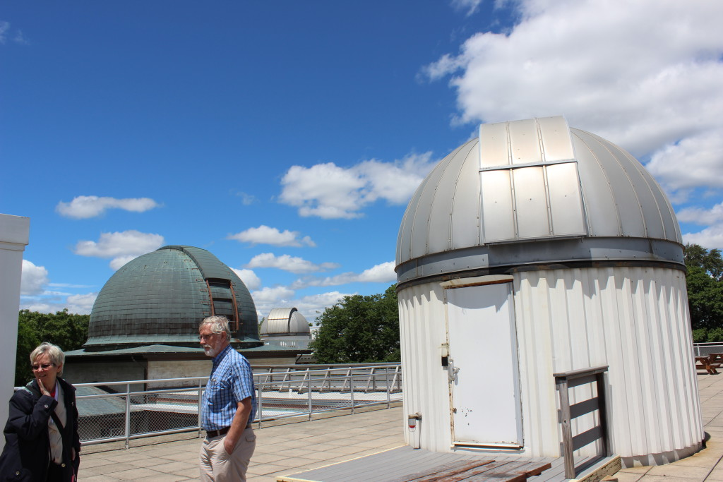 Arnold Rots am Smithonian Astronomical Observatory.