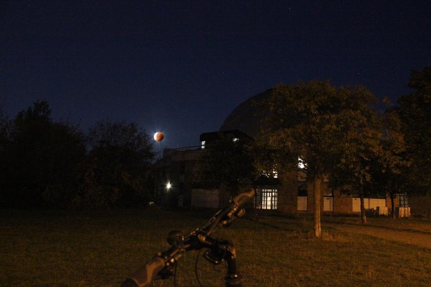 Planetarium Prenzlberg Berlin mit MoFi