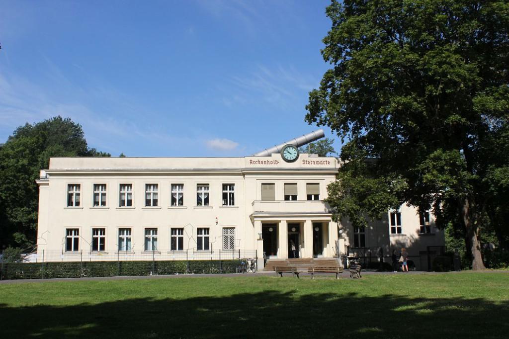 Archenhold-Sternwarte Berlin
