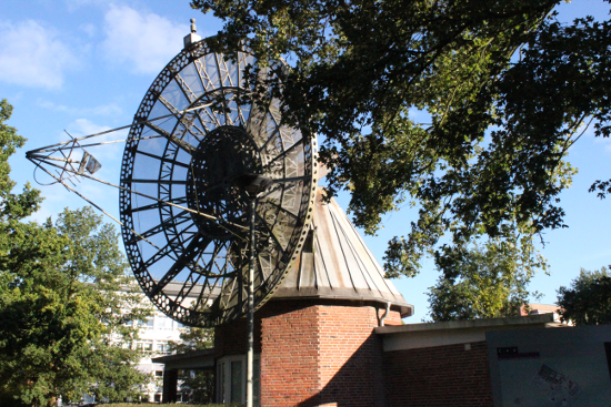Kieler Radioteleskop