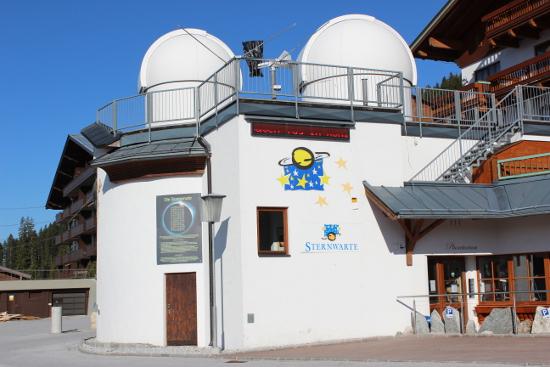 Sternwarte und Planetarium Königsleiten