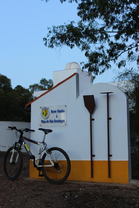 Observatorio abrir, Mina de São Domingos, 2015