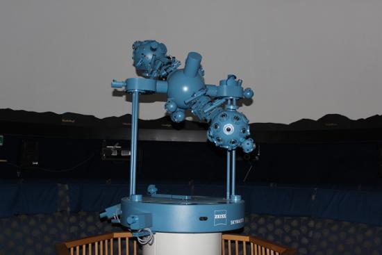ZKP III Zeiss Kleinplnateriumsprojektor Skymaster Nr 531