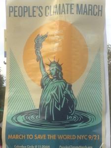 Klima-Gipfeltreffen in New York. Foto: Prof. Dr. Reimund Schwarze/UFZFoto: Prof. Dr. Reimund Schwarze/UFZ