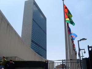 UN-Hauptquartier in New York. Quelle: Dendoge/Wikimedia Commons