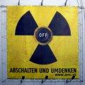 BMU Plakat Atomausstieg (Foto: Denis Apel)
