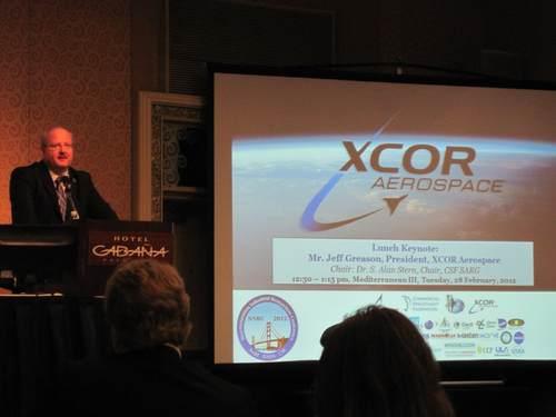 XCOR-Präsident