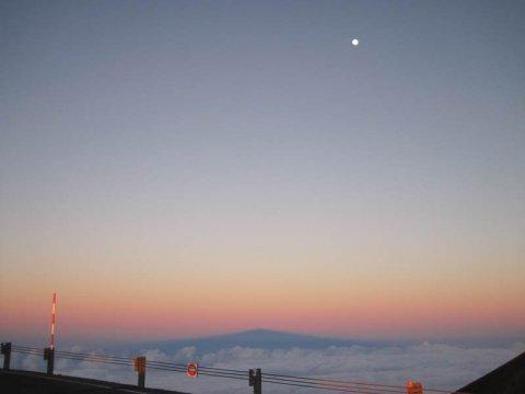 Mauna Kea Schatten