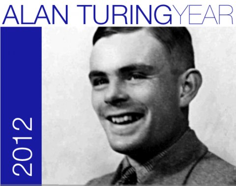 Alan Turing Year 2012 Logo