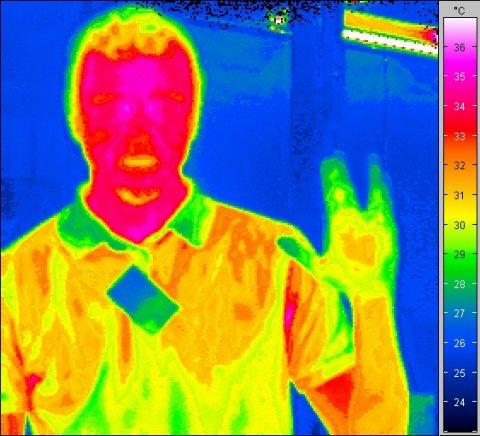 Wärmestrahlung