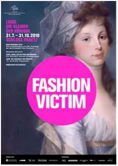 Ausstellungsplakat der Stiftung Preußische Schlösser und Gärten