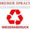 Wiederabdruck aus dem Bremer Sprachblog