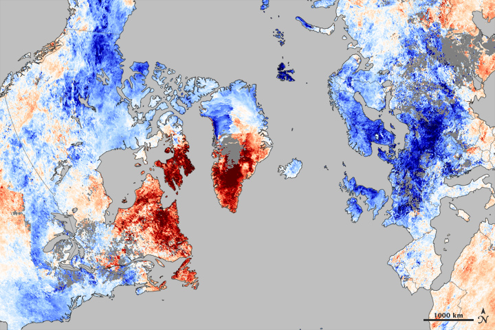 Arctic Oszillation