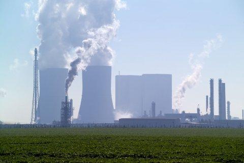 Braunkohlekraftwerk. Foto: André Künzelmann