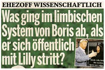 BamS über Boris Beckers limbisches System